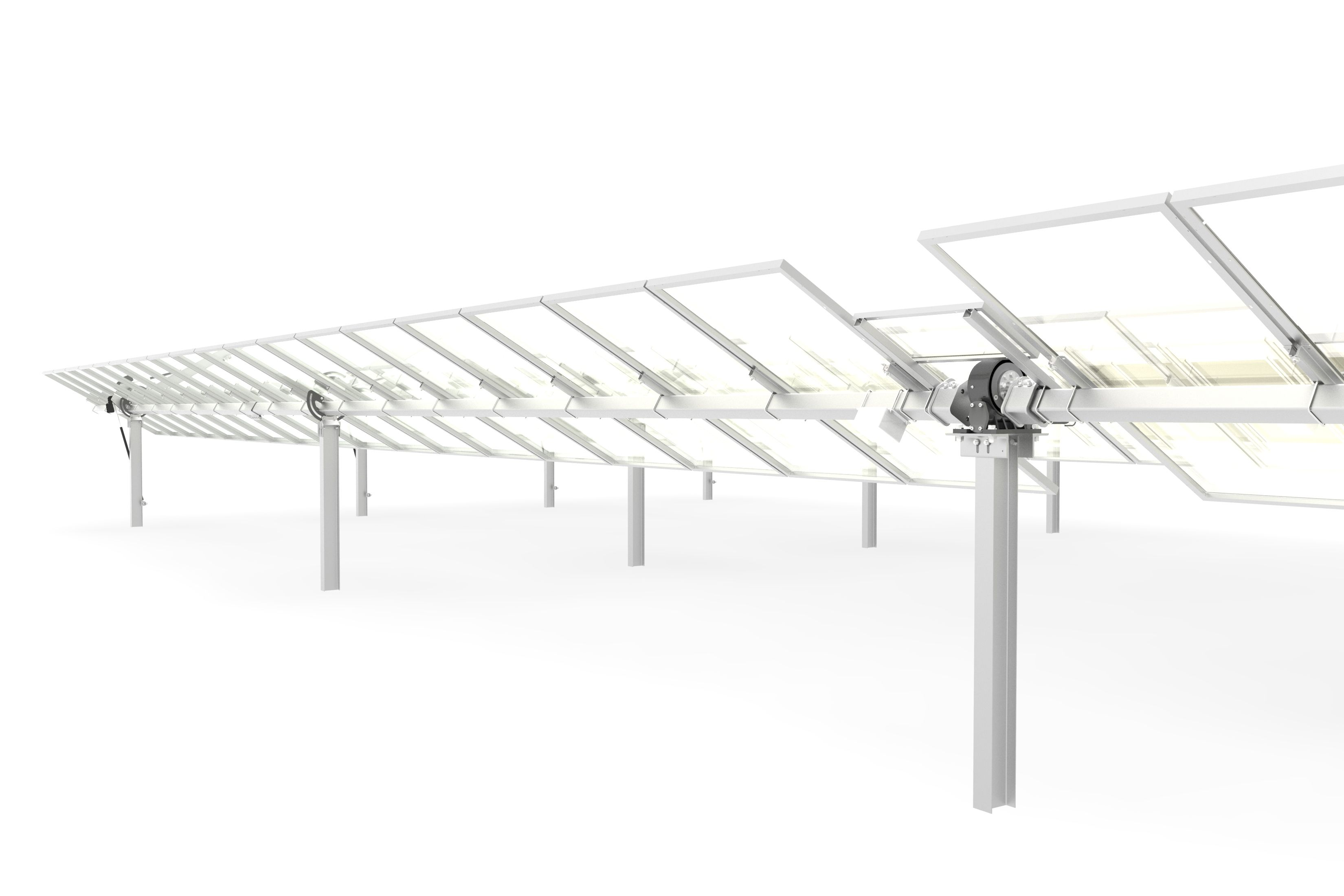 Sunlink Introduces Techtrack Distributed Single Axis Solar