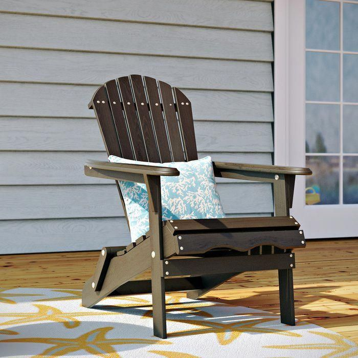 Gregory Adirondack Chair #ChairsCb2 Chairs Cb2 Pinterest Chair