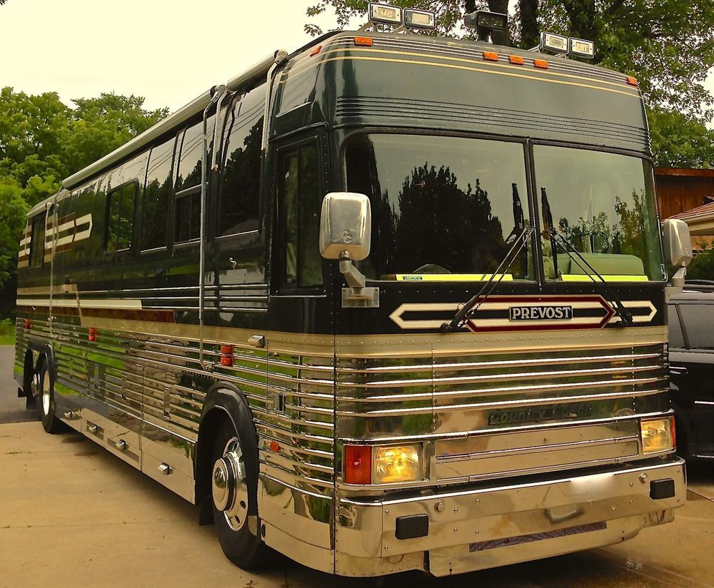 1992 Prevost Le Mirage Country Coach Prevost, Luxury bus