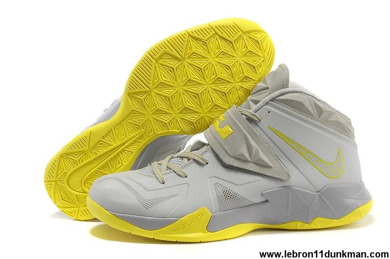 4cb59145789f Wholesale Cheap Nike Zoom Soldier VII 599264-001 Pure Platinum Volt Fashion  Shoes Store