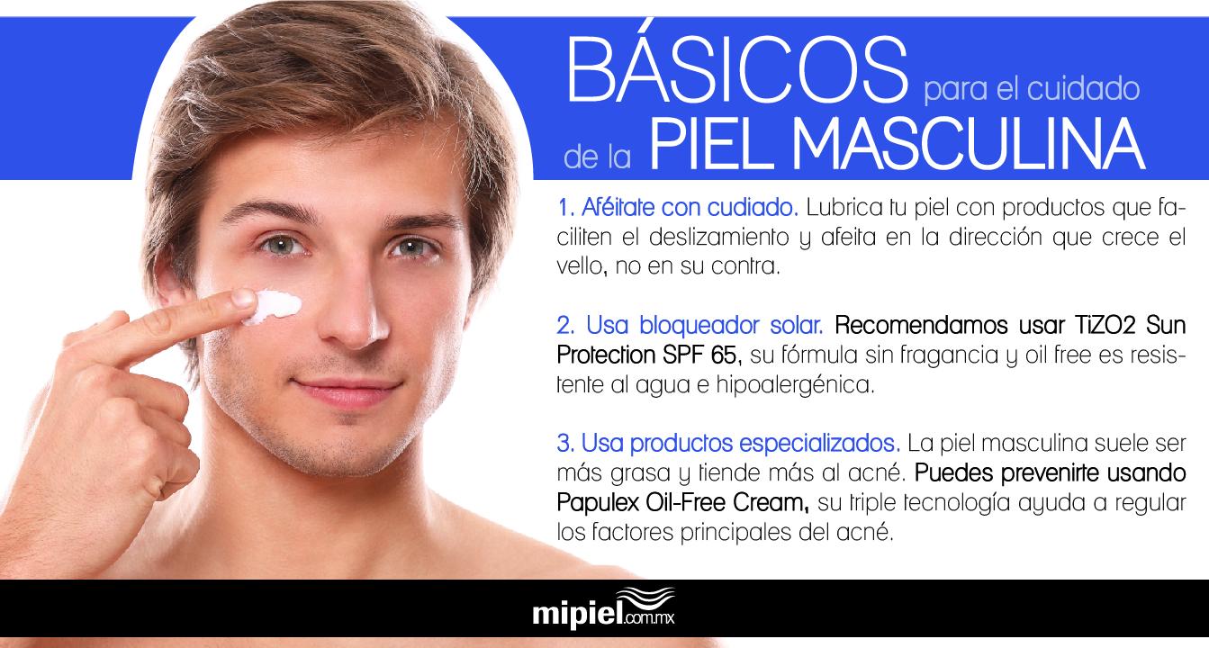 Los Hombres También Deben Cuidar De Su Piel Aquí Algunos Tips Piel Cuidado De La Piel Afeitar
