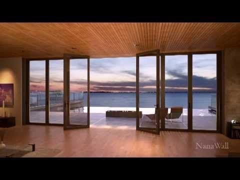 Ultimate Sliding Glass Doors by NanaWall
