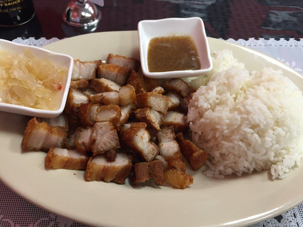 Dai Trang Bistro West Chester Oh United States Lechon Kawaii
