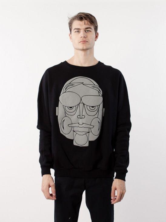 Henrik Vibskov AW16 Spagetti Sweater