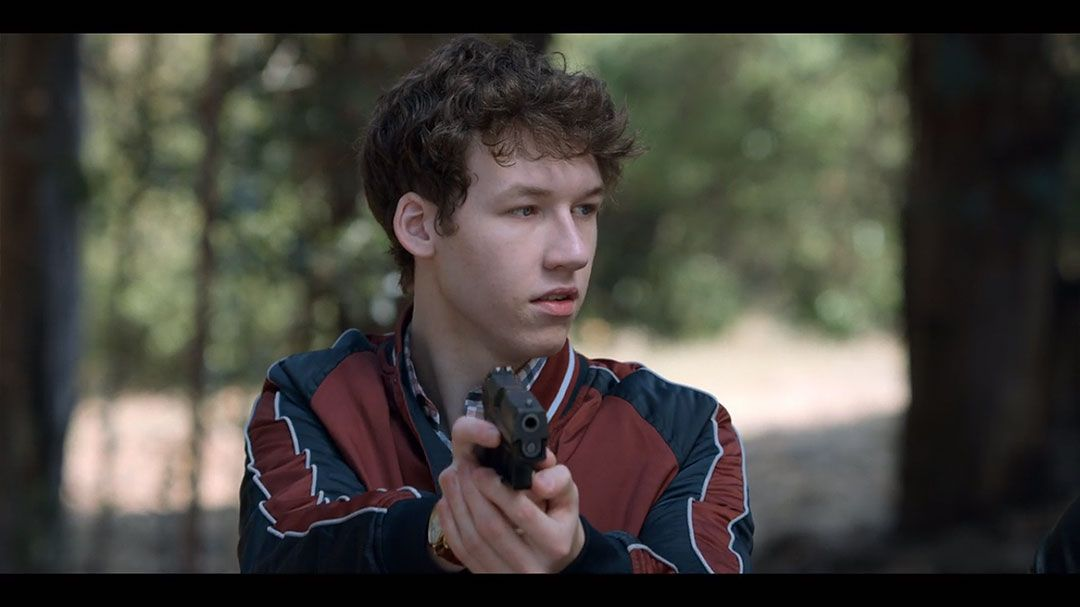 Devin Druid As Tyler Down In Season 2 Episode 8 Of 13 Reasons Why