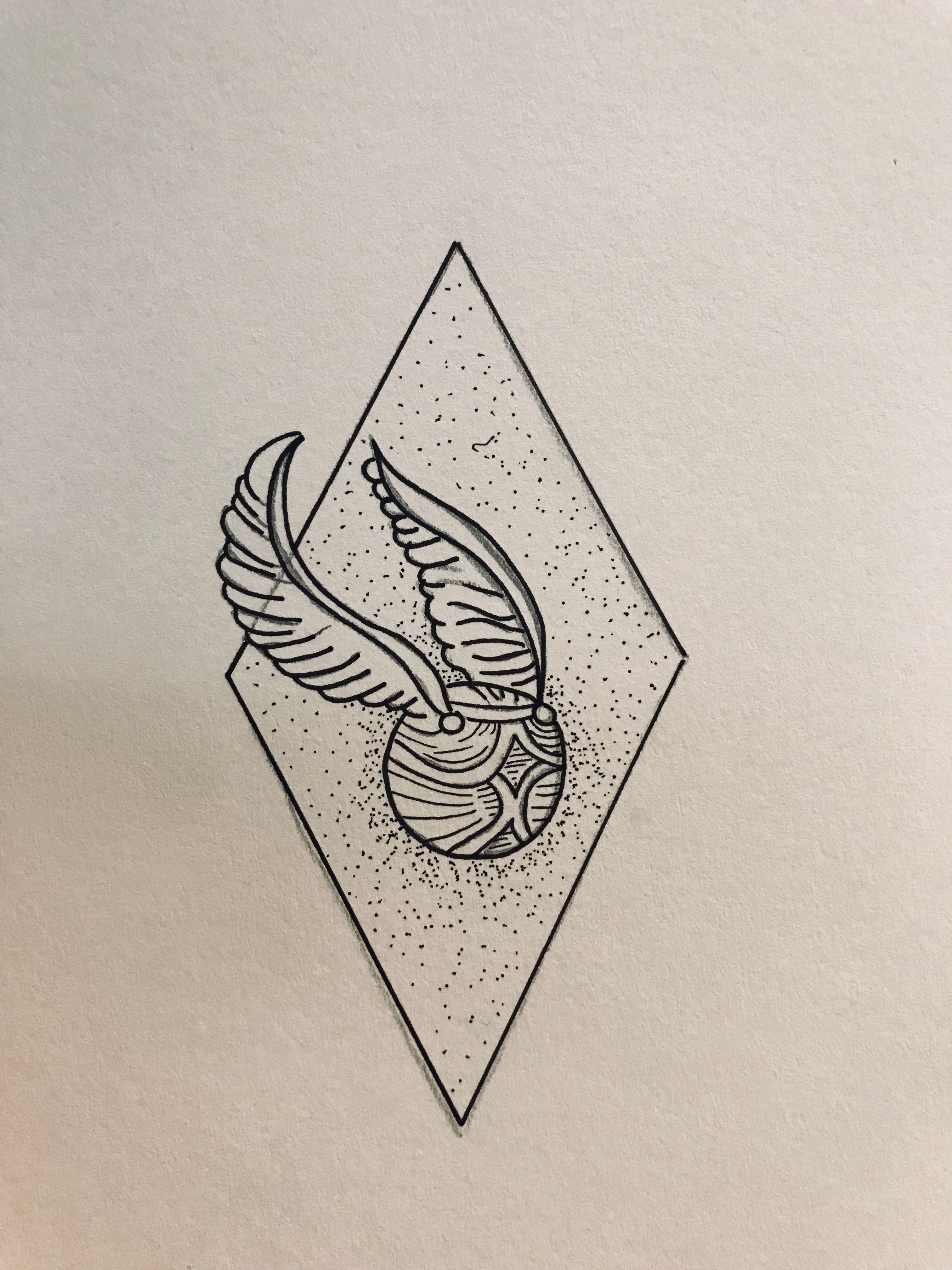 Harrypotter Drawings Harry Potter Sketch Harry Potter Tattoos