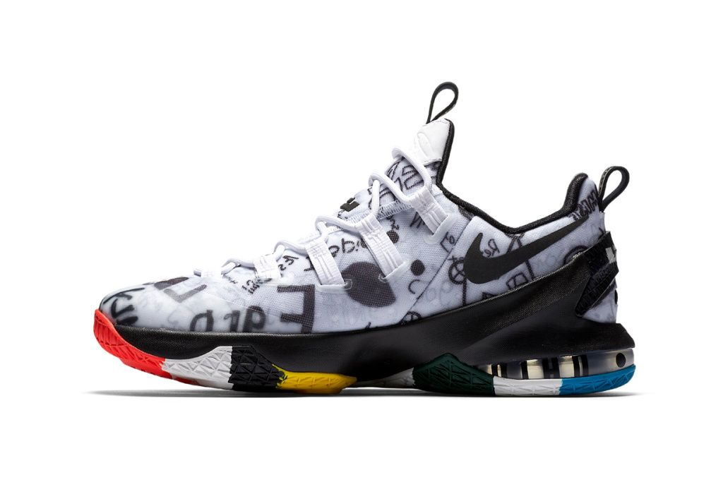 98090c0c8e201 This Nike LeBron 13 Low Will Be More Limited Than You Think
