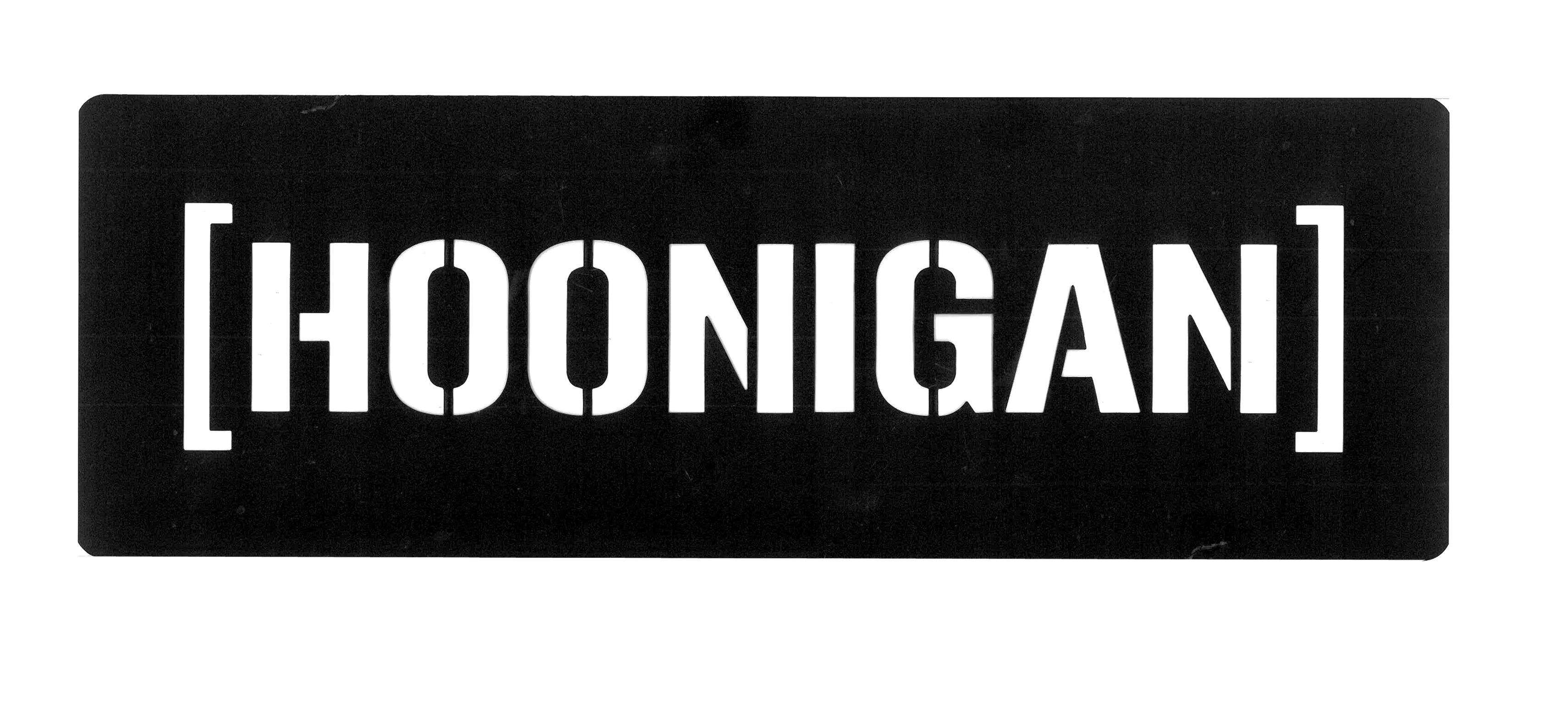 Hoonigan Escort >> Hoonigan black bar #Hoonigan #TheHoonigans | HOONIGAN ...