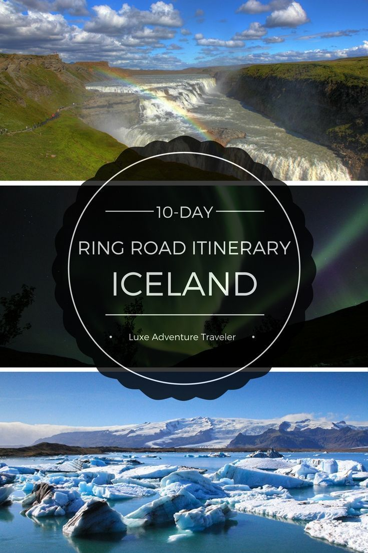 Iceland's Ring Road in 1 Week   Europe travel, Iceland