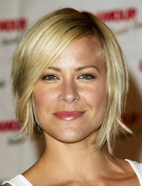 square faces hairstyles for short hair Short Hairstyles for Square ...