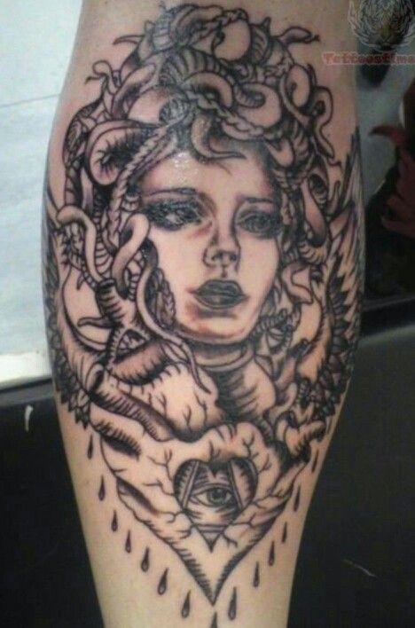 medusa tattoo meaning