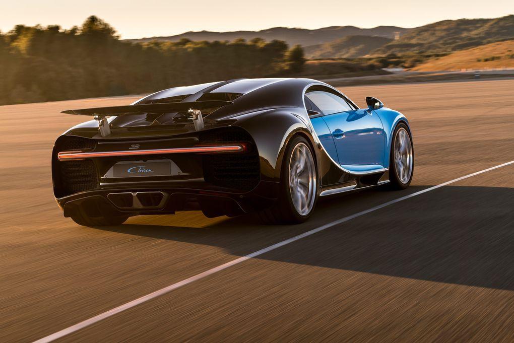 Bugatti Chiron - Imgur