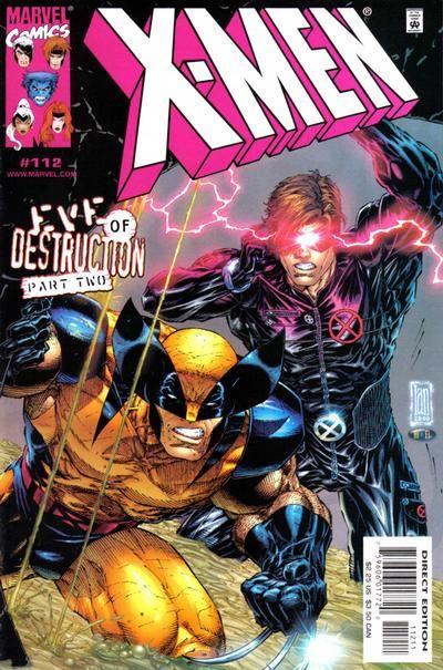 X Men 112 By Ian Churchill Cyclops X Men Marvel Comics Art Wolverine Marvel