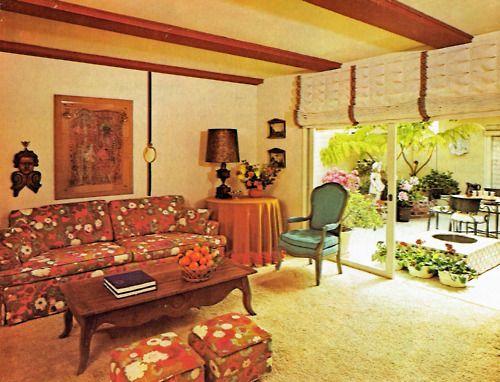 Living Room Design 1964 Living Room Images 1960s Living Room Retro Living Rooms