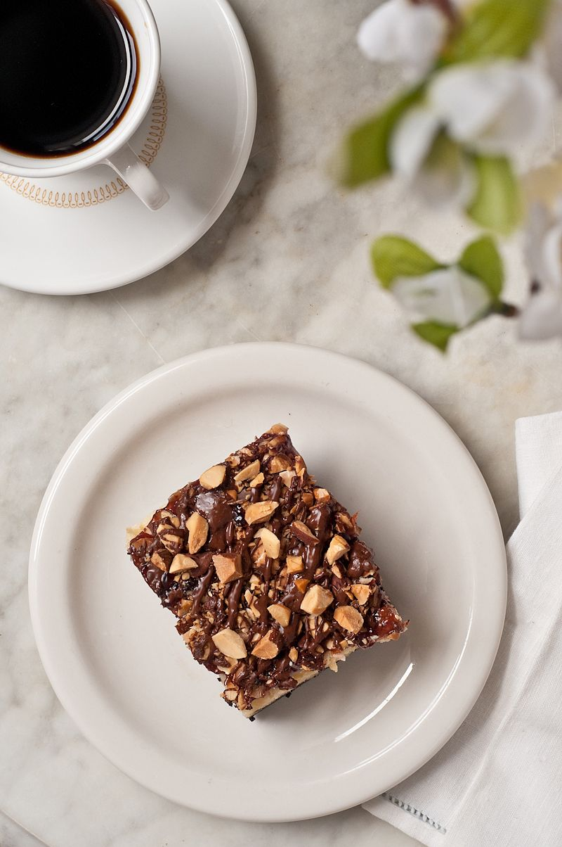 Chocolate cardamom coconut raspberry magic squares- a variation on the classic Hello Dolly Bars