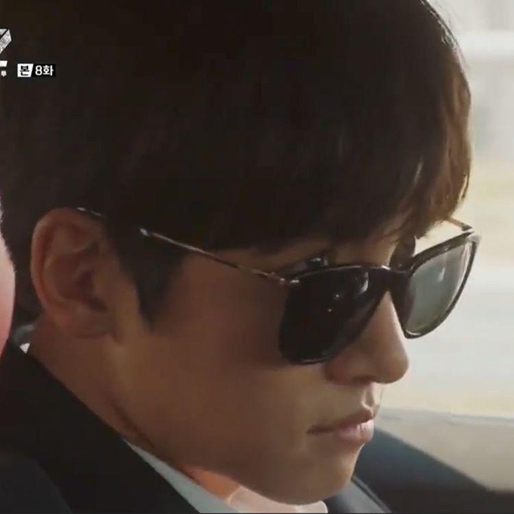 Korean Actor Ji Chang Wook In The K2 Wears Police