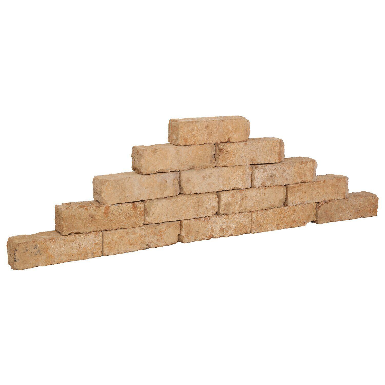 Tuffstein Ocker 11 Cm X 37 Cm X 20 Cm Kaufen Bei Obi In 2021 Obi Steine Mauersysteme