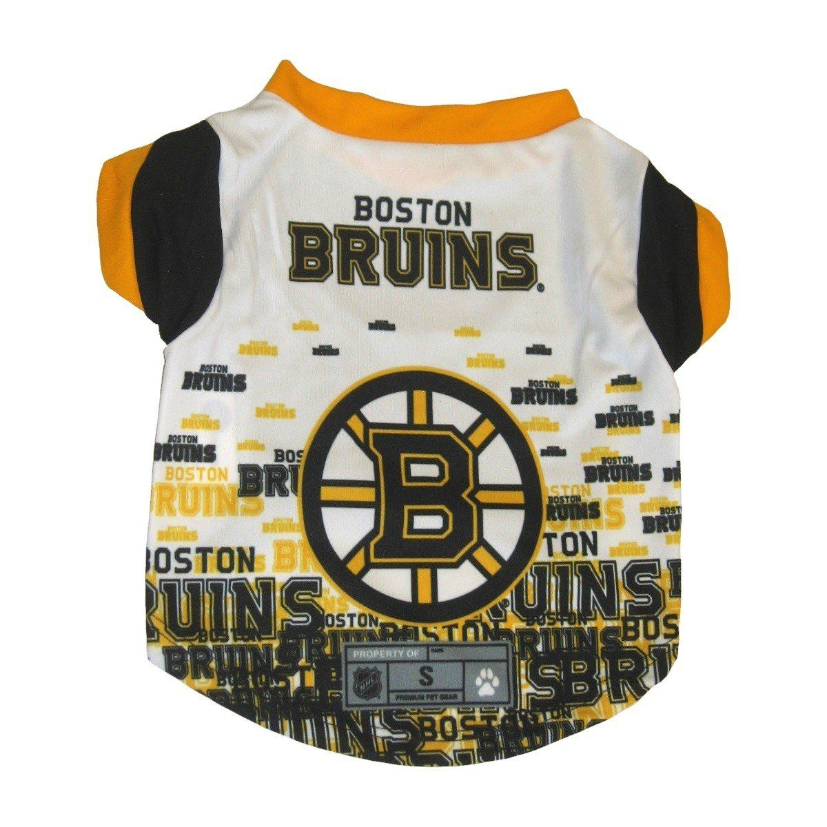 b620ff98e Boston Bruins Pet Performance Tee in 2019