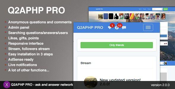 Q2aphp pro qa social network code scripts and plugins q2aphp pro qa social network maxwellsz