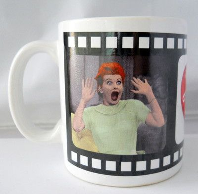 Let Lucy give you a smile every morning with your morning coffee!  $29.99