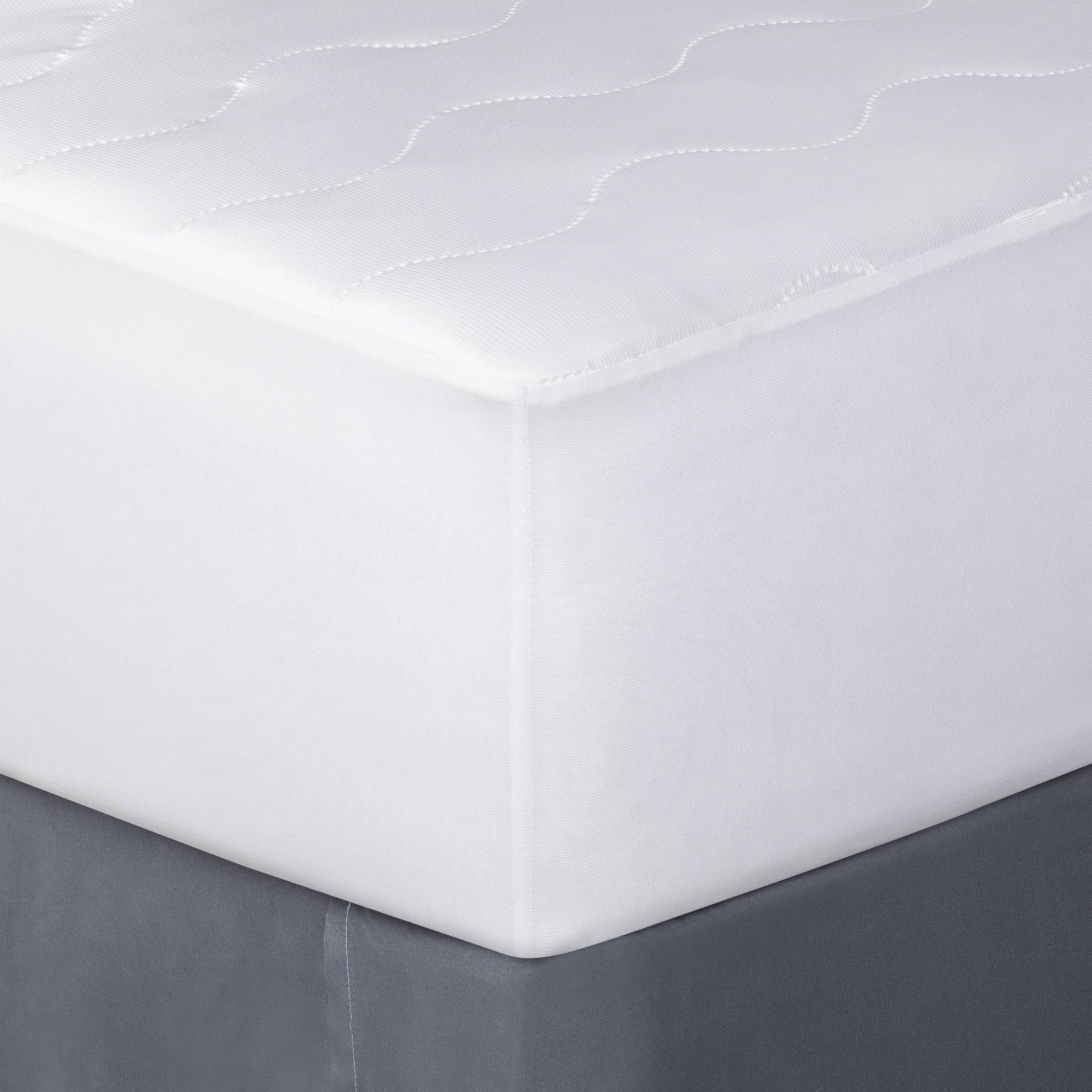 Twin Xl Cooling Waterproof Mattress Pad Room Essentials