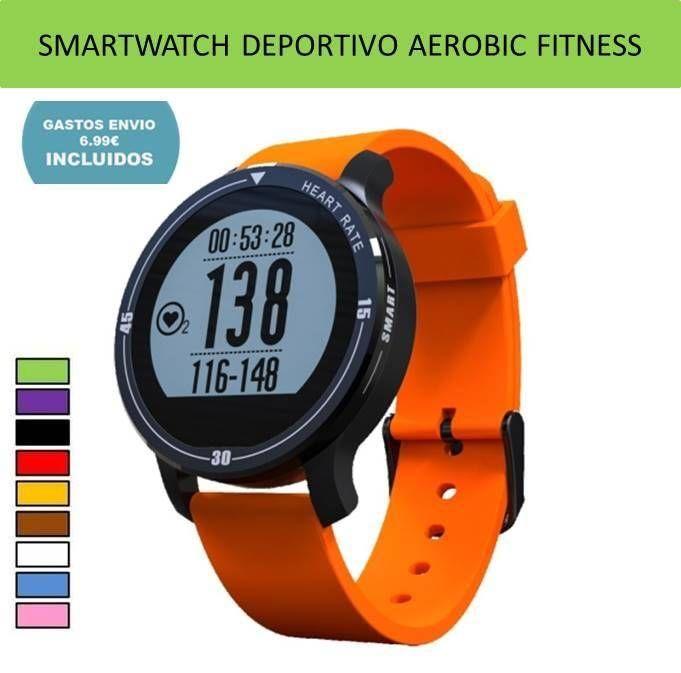Smartwatch reloj inteligente para Android e iPhone  e489a92147f