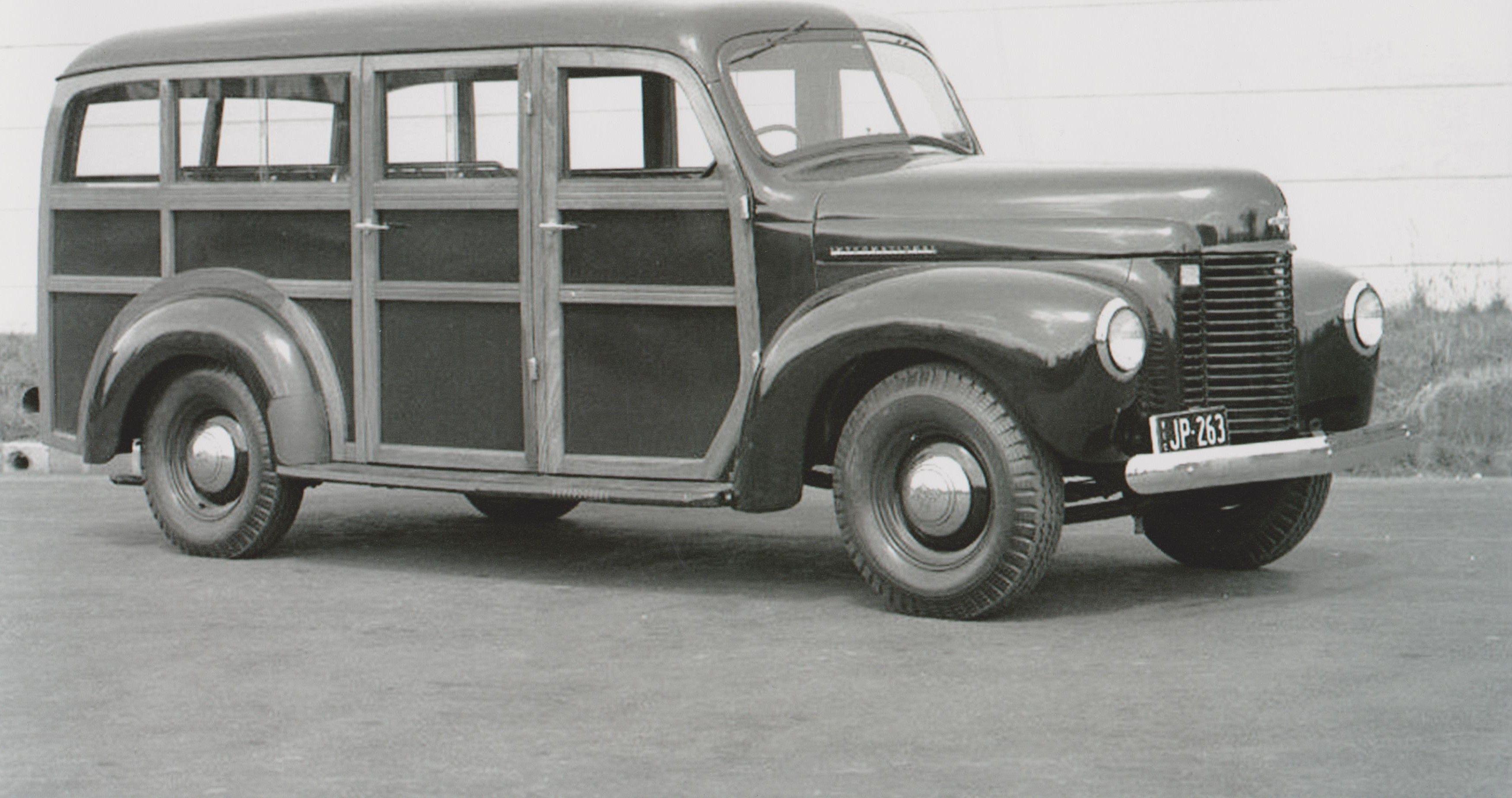 c1947 Australian International Woodie | Woodie Station Wagons and ...