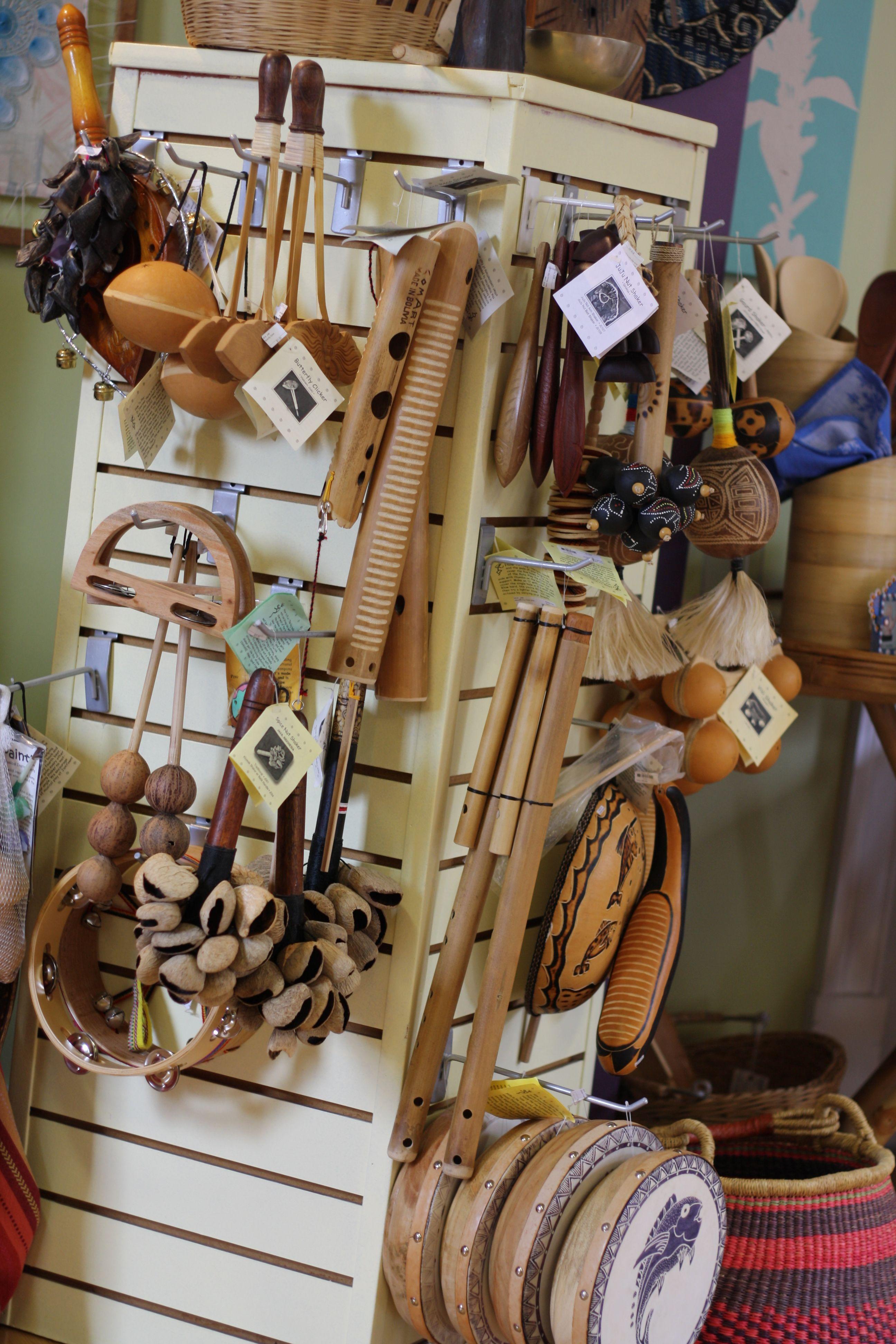 Assortment of Instruments! mangotreeimports.com