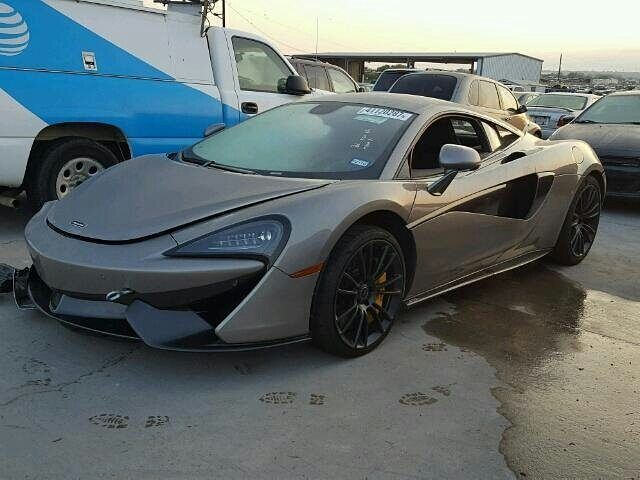 Salvage Forsale 2016 Mclaren Automotive 570s Www Bidgodrive Com Exoticcar Uk Speed Sportscar Carsofinsta Car Auto Sports Car Car Detailing Vehicles