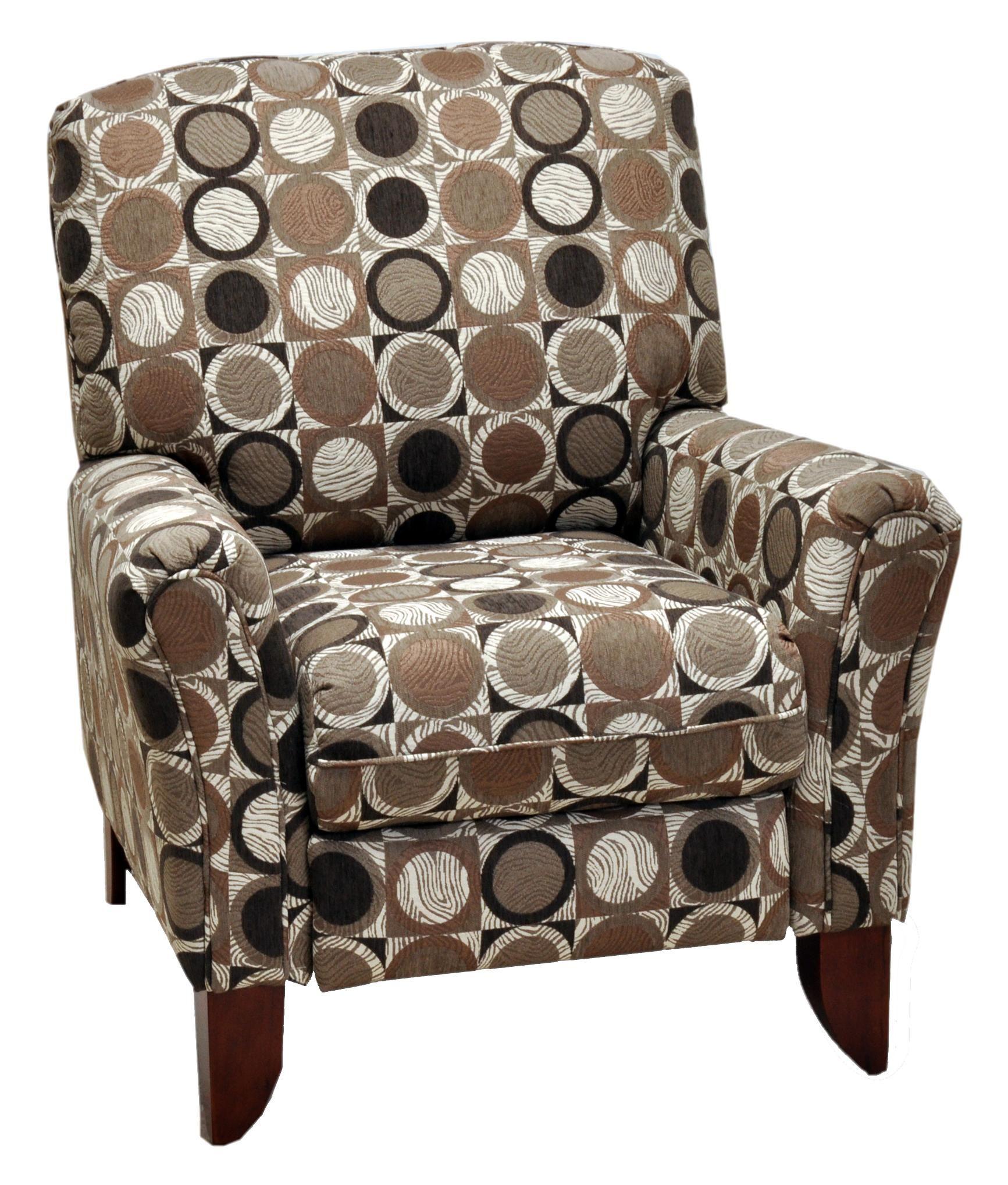 Lola High Leg Recliner By Vendor 379 Becker Furniture
