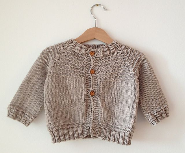 Ravelry: Project Gallery for Top Down Seamless Raglan Baby ...