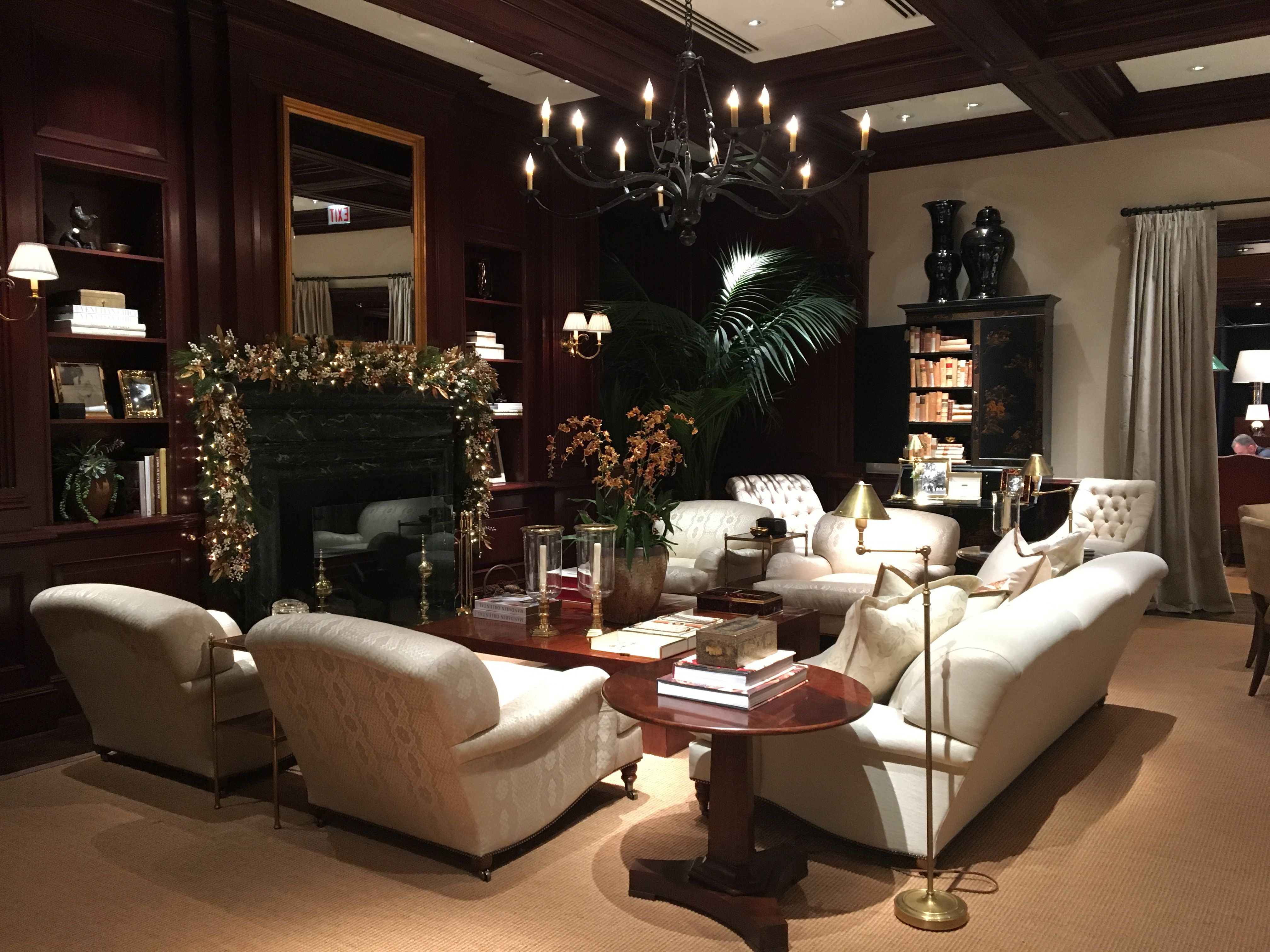 Ralph Lauren Michigan Avenue Chicago For The Home Pinterest  # Muebles Ralph Lauren Espana