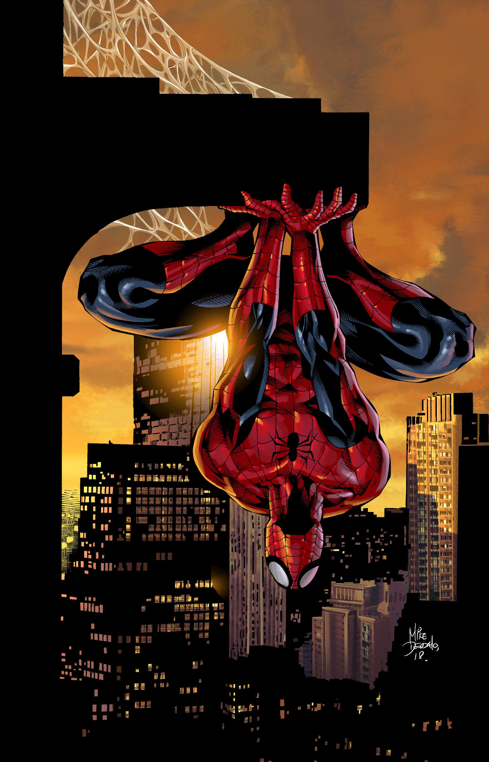 The Amazing Spider-Man - Mike Deodato, Jr.