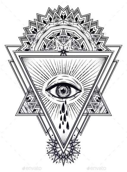 19+ Trendy Eye Crying Tears in 2020 | Eye tattoo, Sacred ...