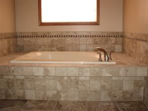 Tile Ideas Around Jacuzzi Tub Google Search Tub Remodel Bathrooms Remodel Bathroom Remodel Master