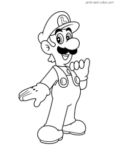 Super Smash Bros Coloring Pages Print And Color Com Smash Bros Super Smash Bros Coloring Pages
