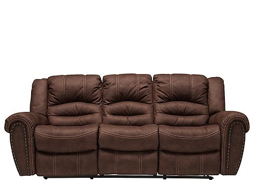 Surprising This Cole Microfiber Reclining Sofa In Dark Brown Is A Pdpeps Interior Chair Design Pdpepsorg