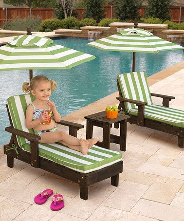 When Kids Are Ready To Kick Back These Lounge Chairs Are