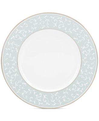 Lenox Opal Innocence Blue Dinner Plate