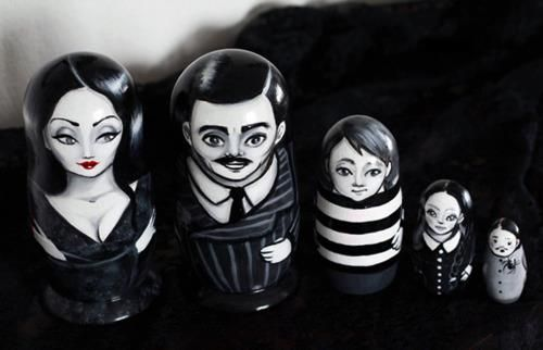 #theaddamsfamily