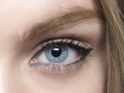 How to apply fake lashes without making a mess