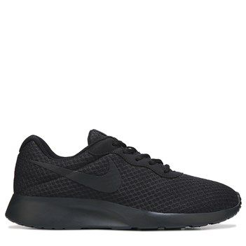 Nike Men s Tanjun Sneakers (Black Black) 7ef0c80c6439