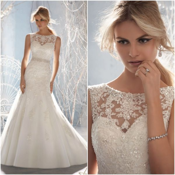 Beautiful Beaded Wedding Dress Designs with Awesome Details ...