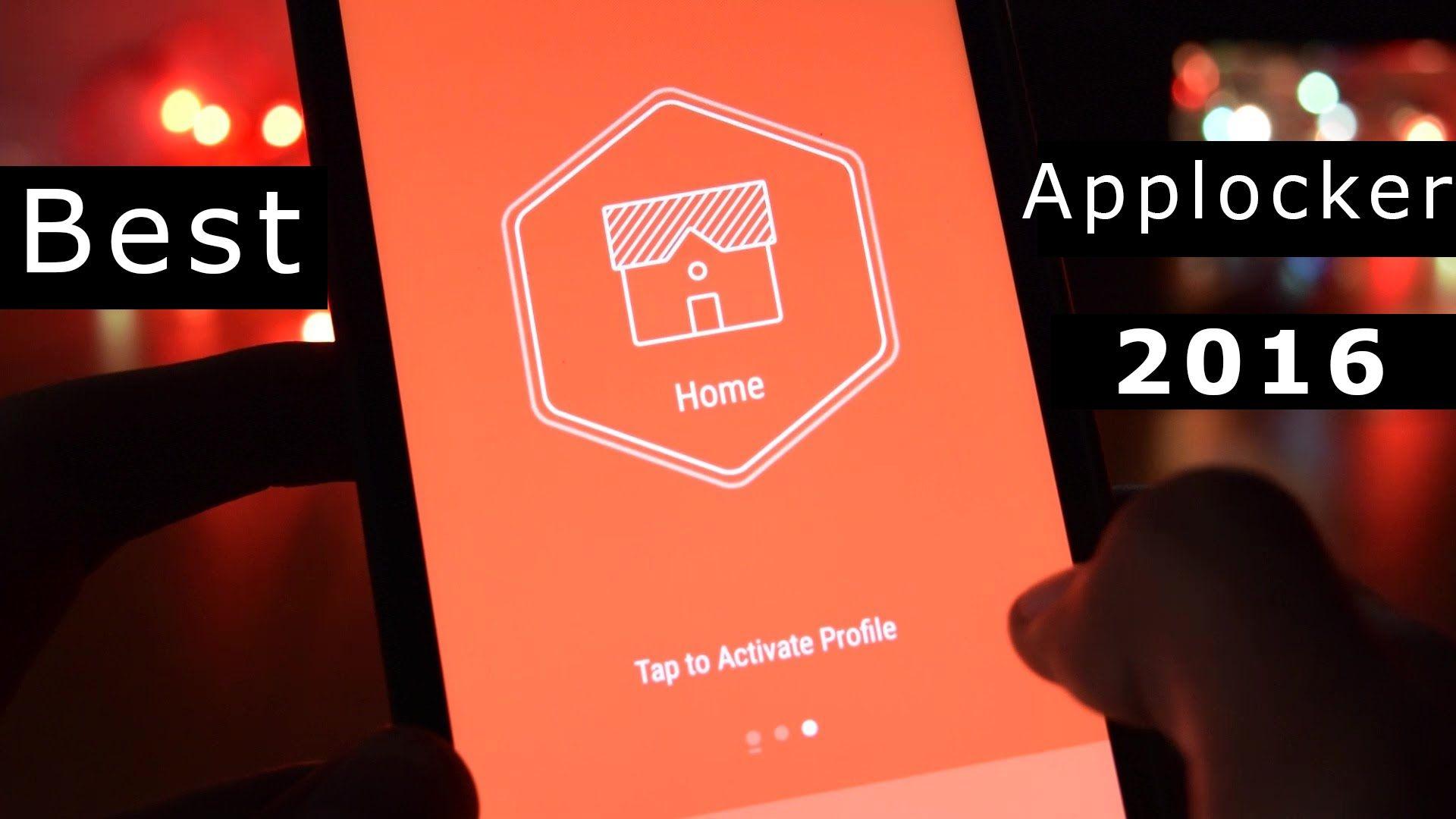 nice Best App Locker for Android 2016 - Unique Features HexLock