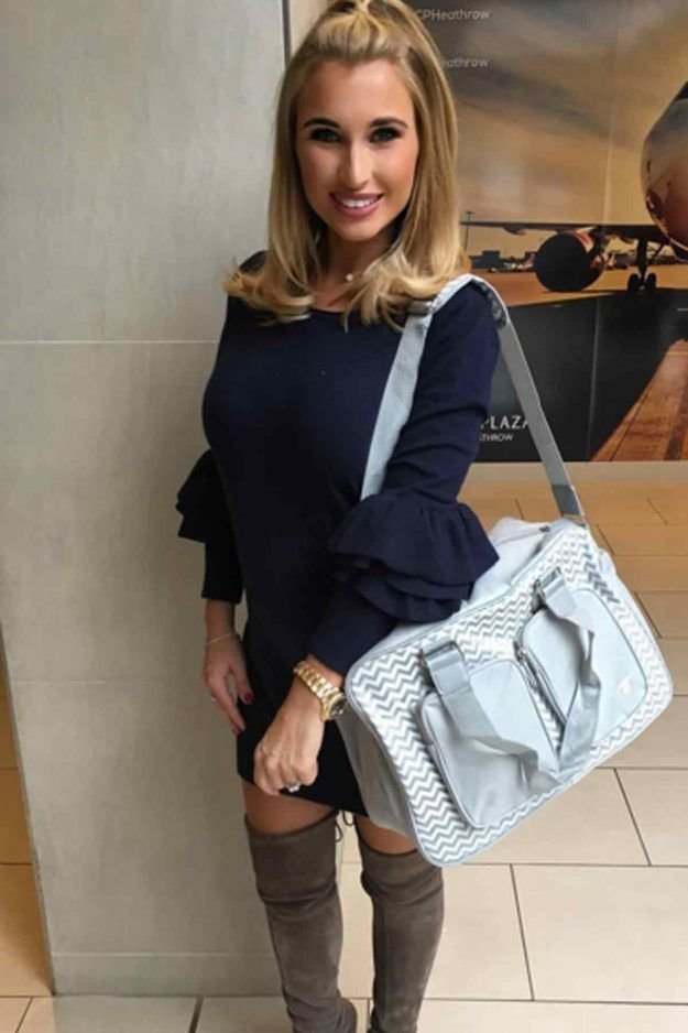 6a970c058ccd Billie Faiers..  stylethebump  chicbump