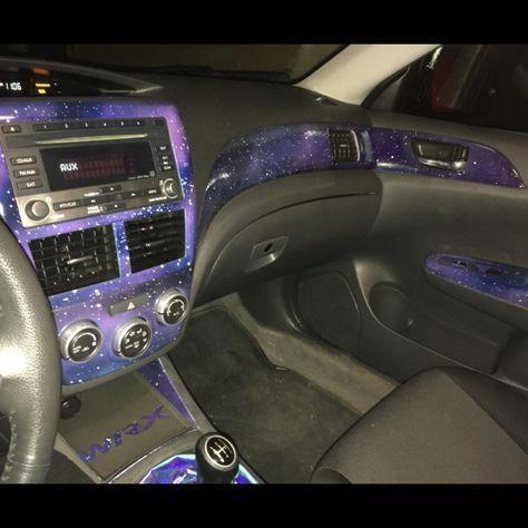 Product ID:4177535775 #InteriorWallSconces in 2020   Galaxy car, Custom car interior, Car ...