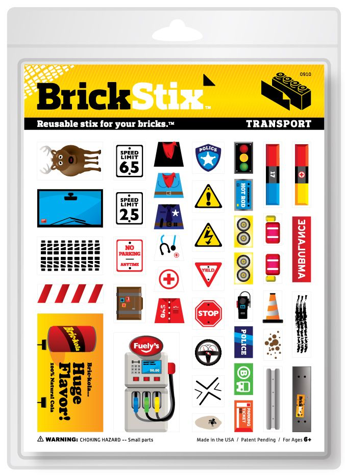 Removable decals for legos brilliant