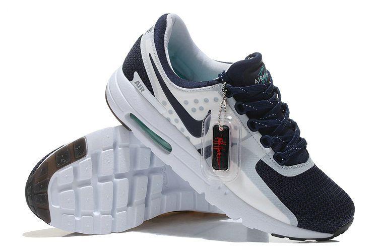 Sale Legit Cheap Men Nike Air Max Zero Rift Blue Hyper Jade