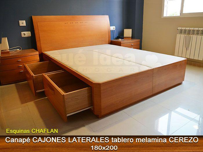 Imagen relacionada camas camas de madera camas y madera - Cabeceros artesanales ...