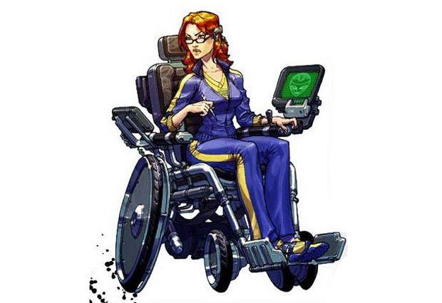 OráculooracleBárbara Es Comics Gordon De BatgirlPersonaje Dc UVpGLSMqz